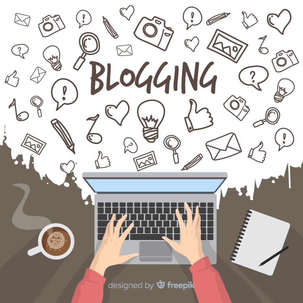 เขียน blog หาเงิน